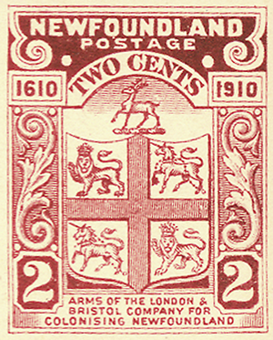 London and Bristol Company - Image: NFLD London Bristol Company