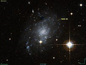 Image illustrative de l'article NGC 45