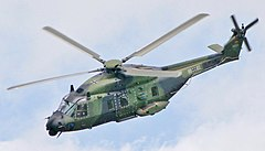 NH Industries NH90 należący do Bundeswehry
