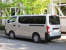 Nissan Nv350 Wikip 233 Dia