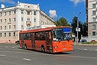 NN Minin and Pozharsky Square bus 08-2016.jpg