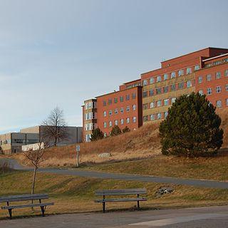 Nova Scotia Hospital Hospital in Nova Scotia, Canada