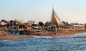 Nahariya - Nahariya beach