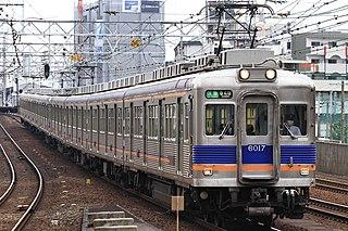 Nankai 6000 series Japanese electric multiple unit train type