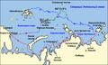 Nansen Fram Map rus.png