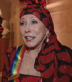 Natalia Makarova - Makarova at the 2012 Kennedy Center Honors