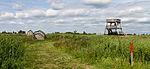 Nationaal Park De Alde Feanen. Locatie, It Wikelslân, brug en uitkijktoren.jpg