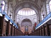Naval Academy chapel