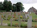 Naval cemetery at Shotley Church - geograph.org.uk - 226536.jpg