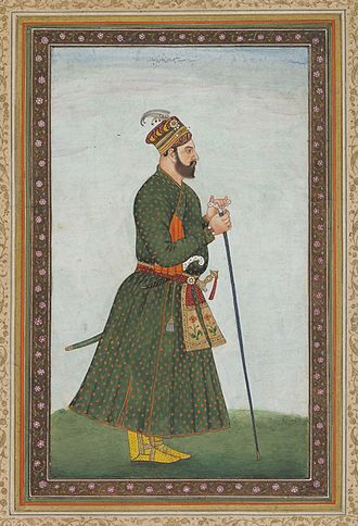 Ali Mardan Khan - Portrait of Ali Mardan Khan