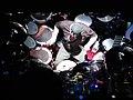 Neil Peart's drum solo (5902598512).jpg