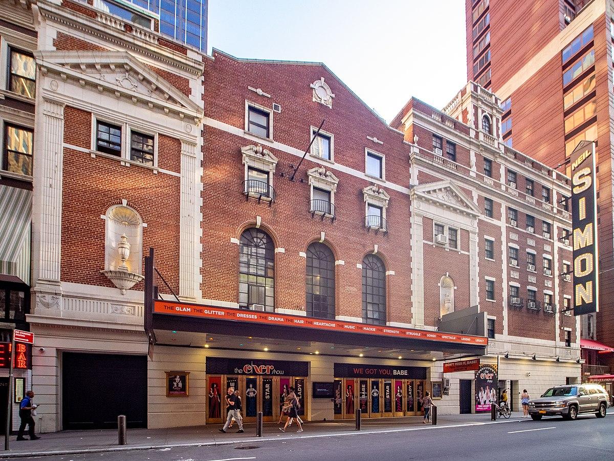 Neil Simon Theatre Wikipedia