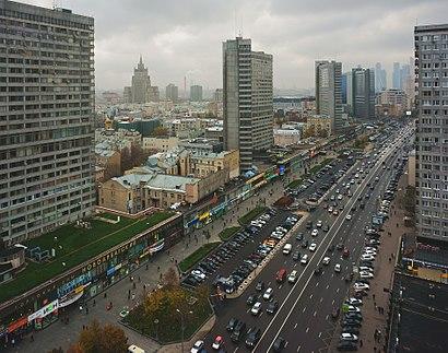 Как доехать до Улица Новый Арбат на общественном транспорте