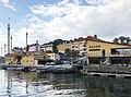 New Djurgarden shipyard and Oaxen Restaurant - Stockholm.jpg