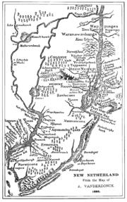 Geschiedenis Van New York Stad Wikipedia