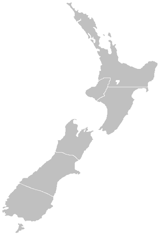 New Zealand Constitution Act 1852 - The 1852 Constitution Act established the Provinces of New Zealand.