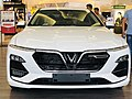 Newone - white real VinFast Lux A2.0 front.jpg