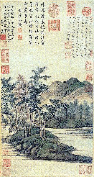 File:Ni Zan Water and Bamboo Dwelling.jpg