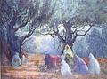 Nicolae Gropeanu - Culegatori de masline in Tunisia.jpg
