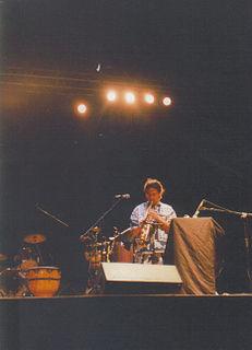 Nicolas Vatomanga Malagasy saxophonist, composer and bandleader