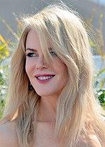 Foto van Nicole Kidman op het filmfestival van Cannes 2017.