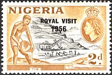 queen elizabeth visit to nigeria