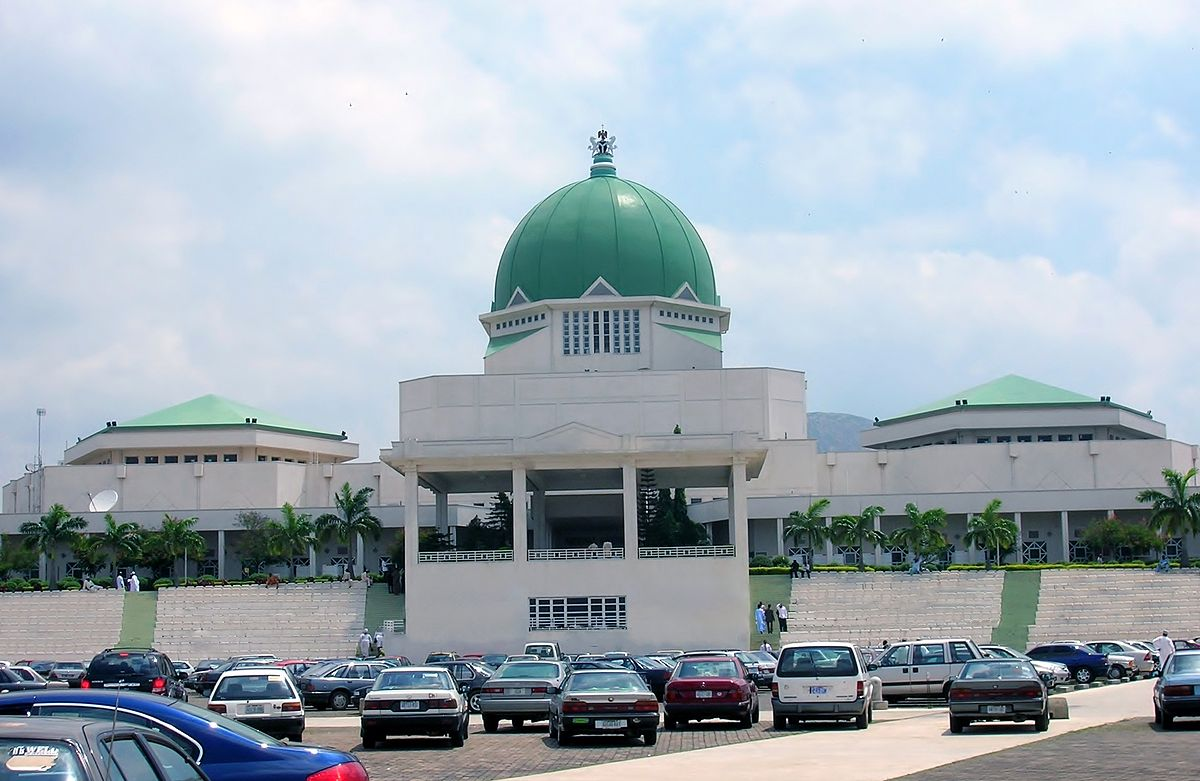 8th national assembly - wikipedia