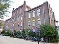 Nijmegen Limos, paviljoen Prins Hendrikkazerne, Limoslaan 25 (nu school).JPG
