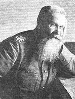 Nikolay Iudovich Ivanov - General Ivanov