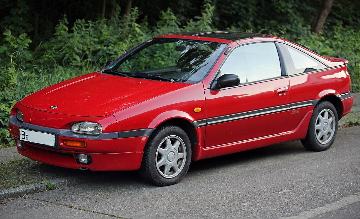 Nissan 100NX – Wikipédia, a enciclopédia livre