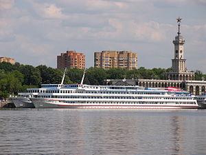 Nizhniy Novgorod in North River Port 25-jun-2012 01.JPG