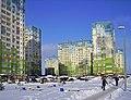 Nizhny Novgorod. Winter day in Seventh Heaven Microraion.jpg