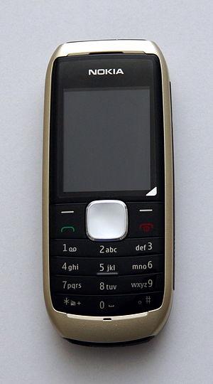 Nokia 1800 - Image: Nokia 1800