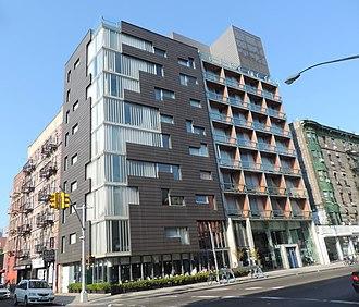 Delancey Street - Nolita Hotel, Kenmare and Elizabeth Streets
