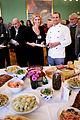 Nordiska Radets matambassador Tina Nordstrom med kocken Ken Moeller. Ny nordisk mat under Nordiska Radets session.jpg