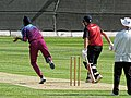 North Middlesex CC v Hampstead CC at Crouch End, Haringey, London 21.jpg