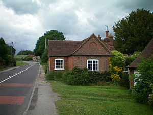 Northchapel - The former toll house on the A283