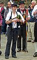 Northumbrian Bagpipes and Jingling Johnny (9175779287).jpg