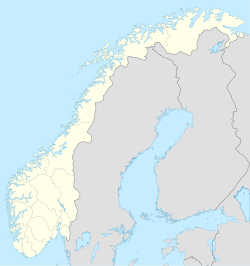 Kirkenes is located in Noruega
