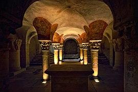 Notre Dame de Bayeux couloirs