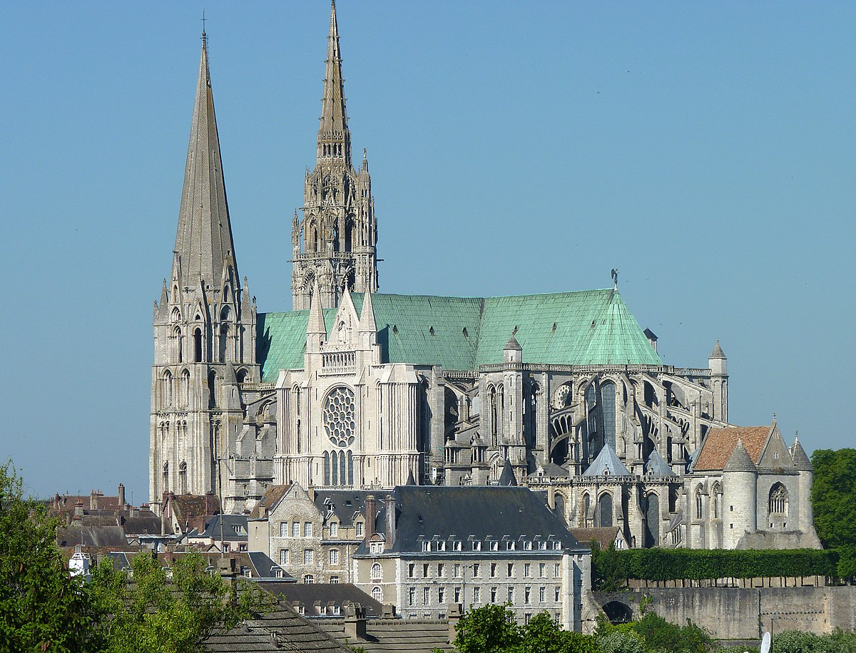 Image result for Chartres Chartres Cathedral