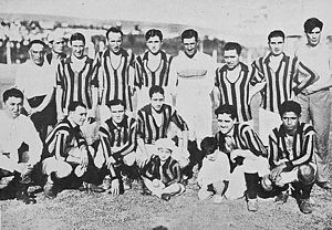 Club Atlético Nueva Chicago - Nueva Chicago won its first title, Primera B championship, in 1930.
