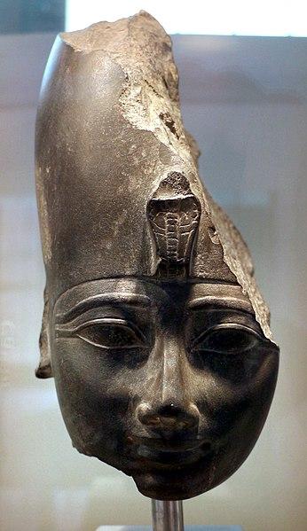 File:Nuovo regno, XVIII dinastia, testa di amenhotep II, 1426-1400 ac ca.jpg