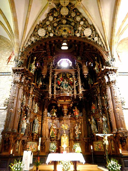 File:Oñate - Monasterio Bidaurreta 10.jpg
