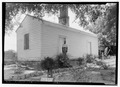 OLD SLAVE KITCHEN AND LAUNDRY. - Mrs. Hugh Foster House, 201 Kennon Street, Union Springs, Bullock County, AL HABS ALA,6-UNSP,1-13.tif