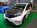 OSAKA AUTO MESSE 2015 (223) - Nissan NOTE NISMO S (E12) tuned by Garage-Chikara.JPG