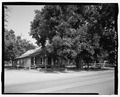 Oakland Plantation, Plantation Store and Post Office, Route 494, Bermuda, Natchitoches Parish, LA HABS LA,35-BERM,2-O-6.tif