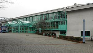 Medi Bayreuth - The Oberfrankenhalle