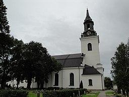 Ockelbo kyrka i september 2009