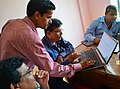 Odia Wikipedia workshop 08July2013 2.jpg
